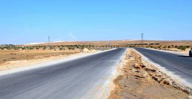 ايصال الطريق السيارة إلى معتمدية السبيخة من ولاية القيروان.-التيماء