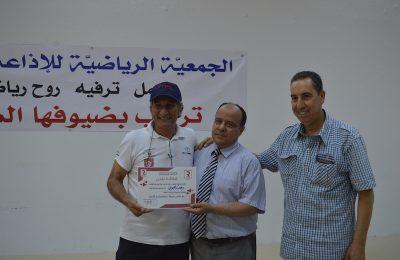 دورة تكوينية للصحفيين حول رياضة الصيد البحري بالاذاعة التونسية-التيماء