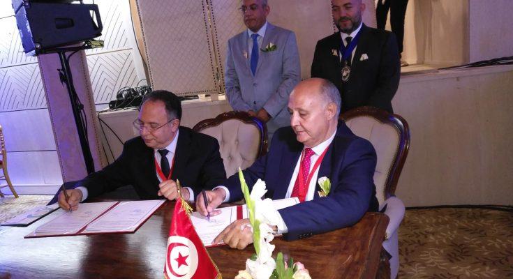 اتفاقية شراكة بين ادارة الملكية -التيماءالعقارية و الباعثين العقاريين