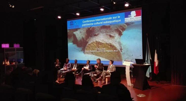 تونس في منصب رئيس اللجنة الدائمة لمنتدى الدول الموقعة على اتفاقية اليونسكو المتعلقة بحماية التراث الثقافي المعمور بالمياه-التيماء