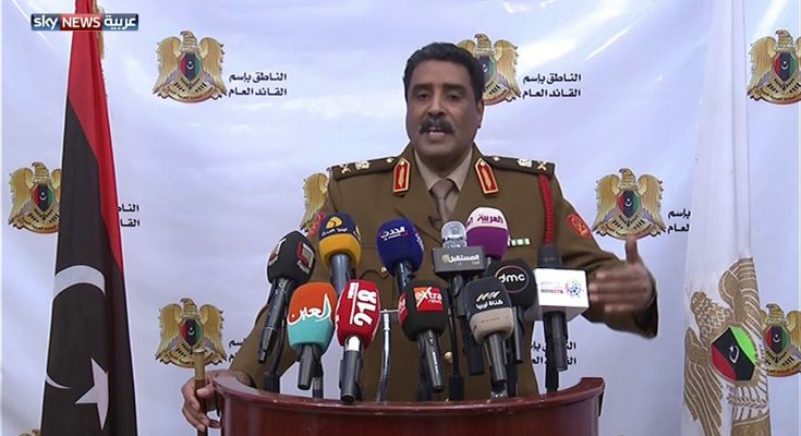 الكاتب والباحث السياسي الليبي، الدكتور فوزي الحداد-التيماء