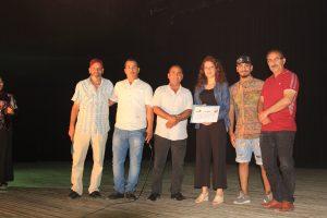 حفل الاختتام و توزيع جوائز المسابقات و التكريمات