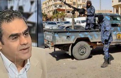 المحلل السياسي الليبي، عبد الحكيم معتوق-التيماء