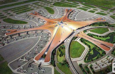 الصين تصمم أكبر مطار في العالم..-التيماء