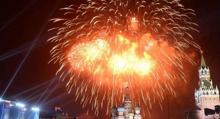 الألعاب النارية.. تقليد اسباني يزيد عمره عن قرن-التيماء