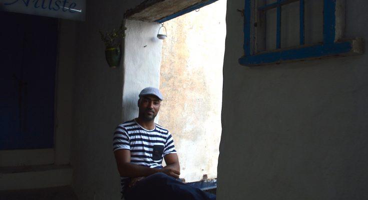 اشرف عبد الغني رسام مهوس-التيماء بأحلام الجزيرة
