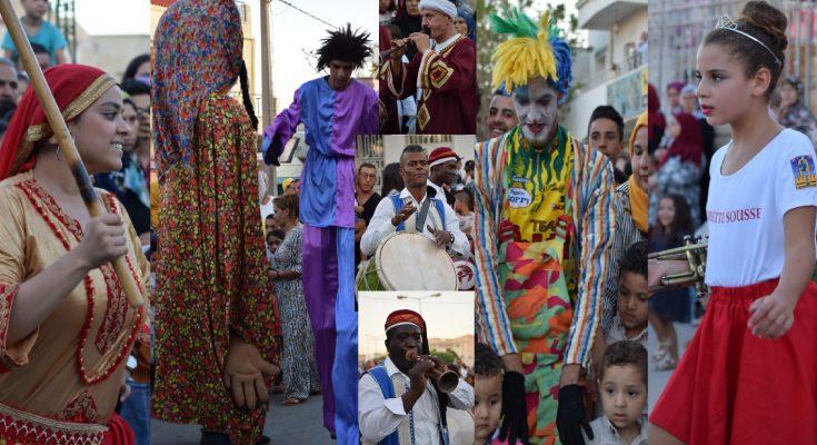 افتتاح مهرجان السنابل الذهبية بالكريب بالأمل والحب والسلام-التيماء