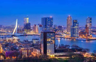 مدينة روتردام الهولندية ... المدينة الغامضة -التيماء