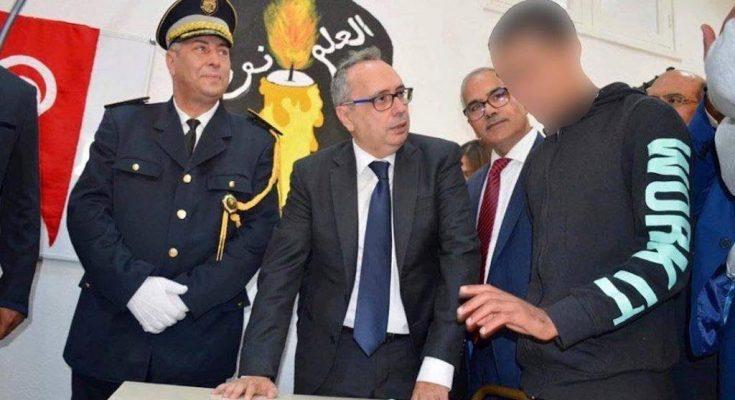وزير العدل يدشّن السجن المدني بقابس بعد إعادة تهيئته-التيماء