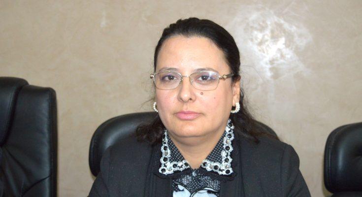نائب عميد كلية العلوم السياسية بتونس حنان تركي-التيماء