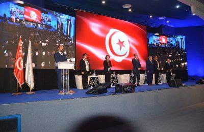"""""""موعد التاسيس الجديد"""" للجامعة الوطنية للمدن التونسية من اجل تشاركية وملاءمة أوضاع البلاد التونسية-التيماء"""