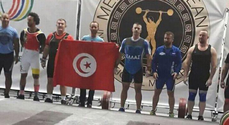 زين العابدين الزواري يمكن تونس من مدالية ذهبية رغم الوضعية الصعبة-التيماء