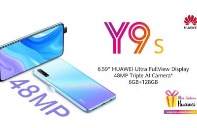 Le Huawei Y9 S répond à vos questions-التيماء