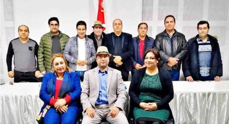 المكتب الجديد للنقابة التونسية لقطاع الموسيقى-التيماء