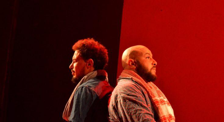 """العمل المسرحي الهاوي """"مجتز"""" لجمعية خطوة يبشر بطاقات المسرح في القصرين-التيماء"""