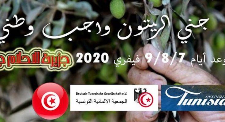 جربة وجرجيس المحطة القادمة للحملة الوطنية لجمع الزيتون -التيماء