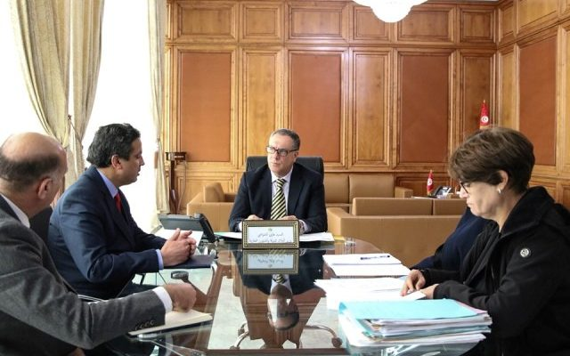 في متابعة للنزاع التحكيمي بين الدّولة التونسية والشركة العربية الدولية للأعمال المعروف بملفّ البنك الفرنسي التونسي -التيماء