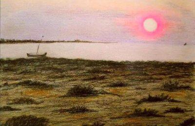 فنان تشكيلي يضع لوحاته للبيع لدعم مستشفى القصرين-التيماء