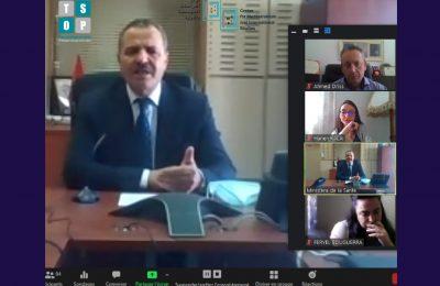 معهد تونس للسياسة: وزير الصحة يشرف على لقاء حواري عند بعد حول أزمة الكورونا-التيماء