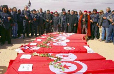 ندوة صحفية بمقر نقابة الصحفيين حول مستجدات ملف ملحمة بن قردان-التيماء