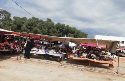 العودة المدرسية... الأسواق الملجأ الوحيد للولي-التيماء