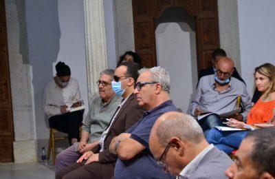 """يوم دراسي حول """"مستقبل أيام قرطاج السينمائية"""" بالنجمةالزهراء ومقترحات لتطويره-التيماء"""