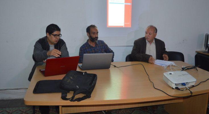 مركز حرية الصحافة-التيماء