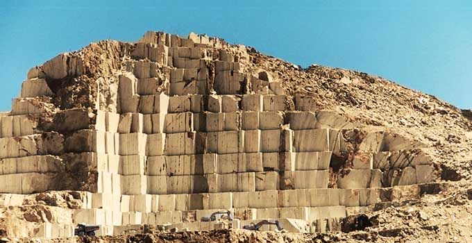 لكاف: الدولة تسترجع مقطع حجارة رخامية يمسح 5 هكتارات-التيماء