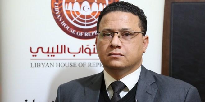 متحدث الرسمي باسم مجلس النواب الليبي عبدالله بليحق-التيماء