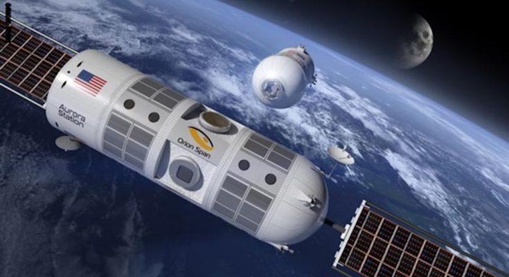 Von Braun أول فندق فضائي في العالم بحلول 2025 -التيماء