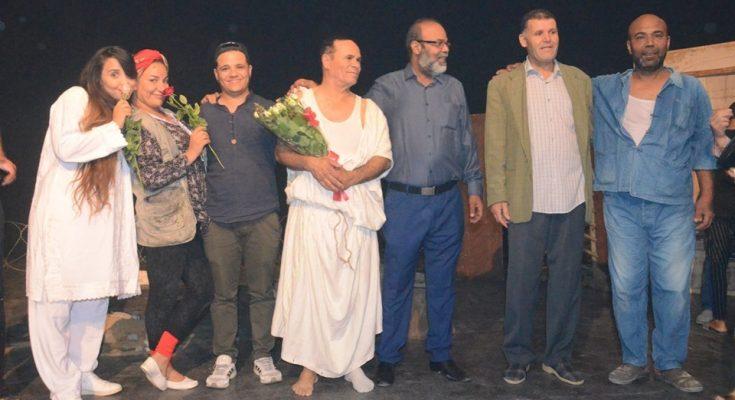 """اختتام المهرجان الوطني للمسرح التونسي بقفصة"""" """"أش مازال"""" تختتم الفعاليات-التيماء"""