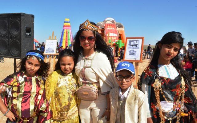 """تظاهرة """"افروديت"""" اول فضاء ثقافي متنقل في تونس يعلن انتشاره من القصرين باولاد مرزوق-التيماء"""
