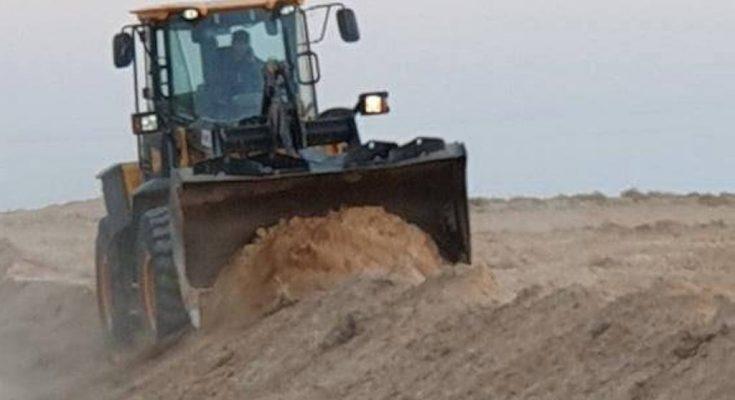 الدولة تسترجع 95 هكتارا من أراضيها في توزر -التيماء