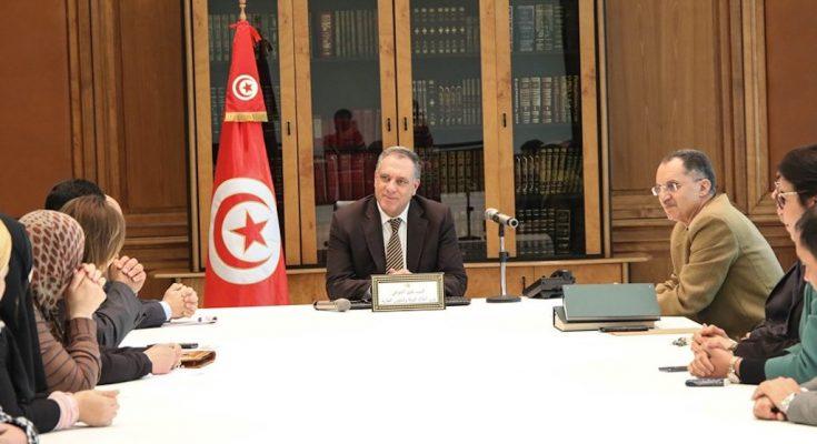 وزير أملاك الدّولة يدعو إلى الاستثمار في الهيئات الرقابية لفرض الحوكمة ومقاومة الفساد.-التيماء