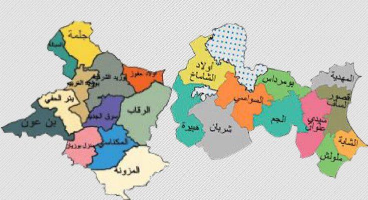 تسوية وضعية أحياء سكنية بولايتي سيدي بوزيد والمهدية-التيماء