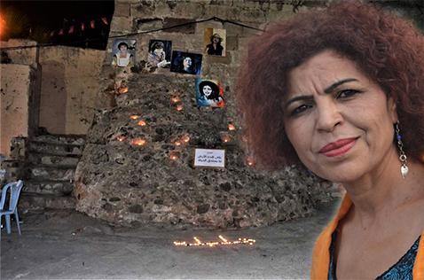 مهرجان البحر الابيض المتوسط بحلق الوادي: الراخلة جليلة عمامي في البال-التيماء