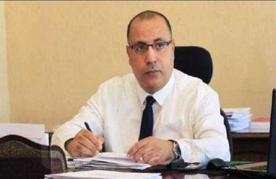 رئيس الحكومة المكلف هشام المشيشي-التيماء